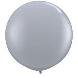 Balon Jumbo Argintiu 100 cm