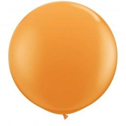 Balon Jumbo Portocaliu 100 cm