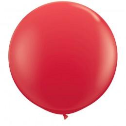 Balon Jumbo Rosu 100 cm