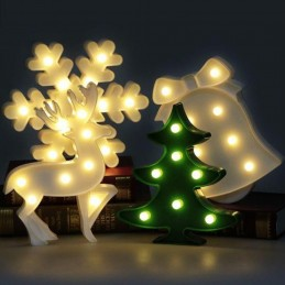 Decoratiune LED Bradut