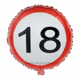 Balon Majorat 18