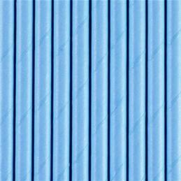 Set 12 Paie de baut bleu
