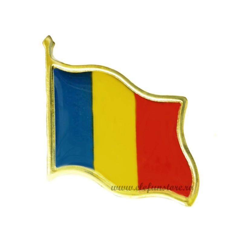Insigna Steag Romania