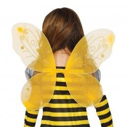 Aripi galbene de fluturas 45 cm