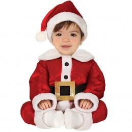 Costum bebelus Mos Craciun 12-24 luni