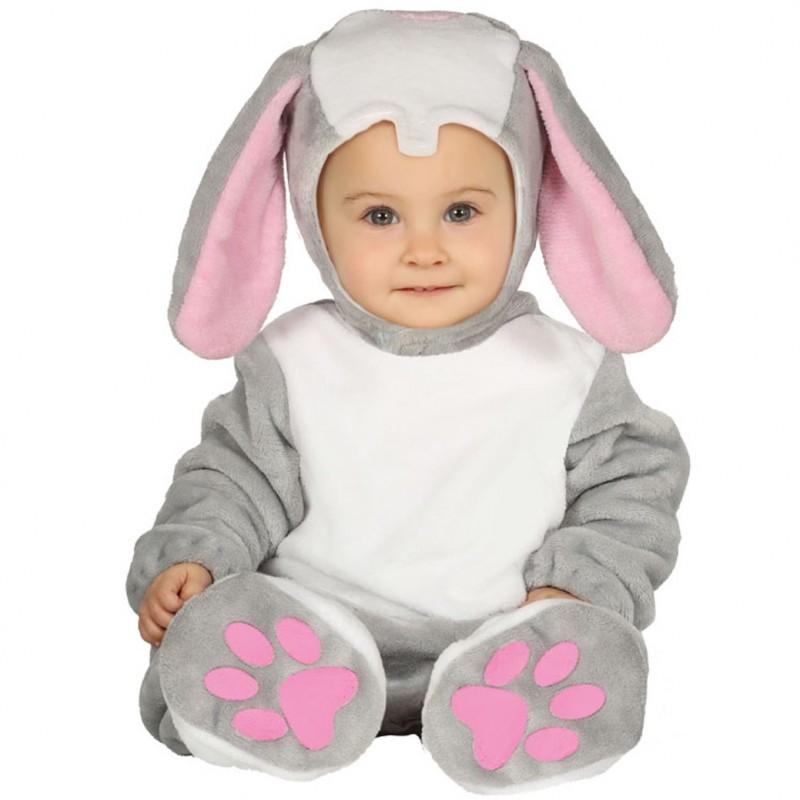 Costum bebelus Iepuras 6-12 luni