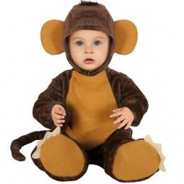 Costum bebelus Maimutica 6-12 luni