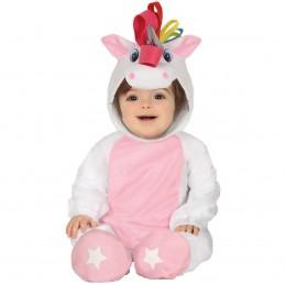 Costum bebelus Unicorn 6-12 luni