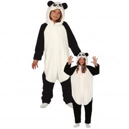 Pijama Kigurumi Panda, onesie copii 10-12 ani