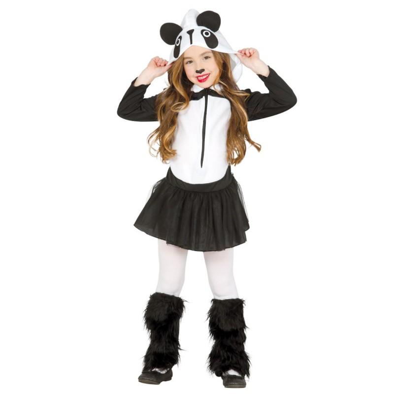 Costum Panda fete 10-12 ani