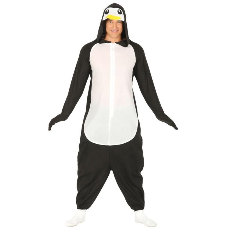 Pijama Kigurumi Pinguin, onesie adulti M