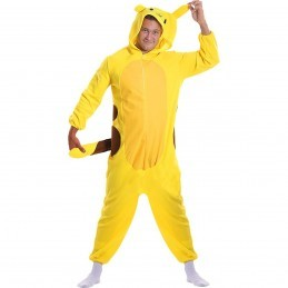 Pijama Kigurumi Pikachu, onesie adulti M
