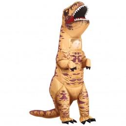 Costum Dinozaur T-Rex Gonflabil Adult L