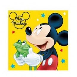 Prosop Mickey Mouse Galben 30*30 cm