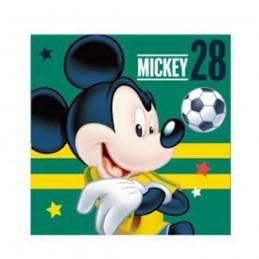 Prosop Mickey Mouse Fotbal Verde 30*30 cm