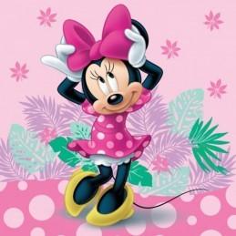 Fata de perna Minnie Mouse 40*40 cm