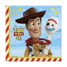 Set 20 servetele Toy Story