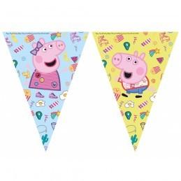 Banner Stegulete Peppa Pig 2.3m