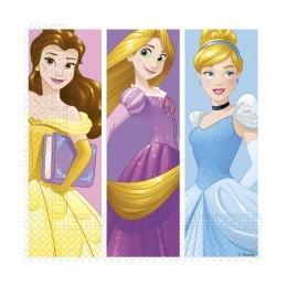 Set 20 servetele Printesele Disney