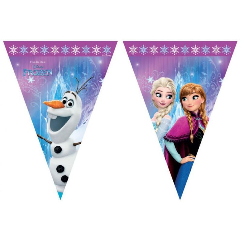 Banner Stegulete Frozen 2.3m
