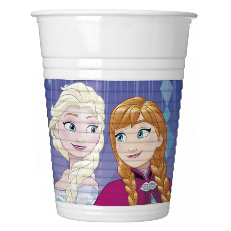 Set 8 pahare Frozen