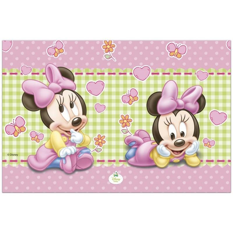 Fata de masa Baby Minnie Mouse 180cm