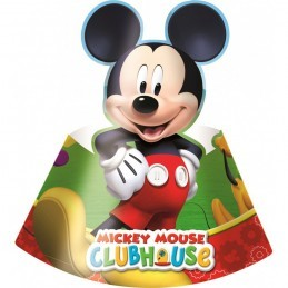 Set 6 coifuri Clubul lui Mickey Mouse