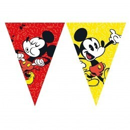 Banner Stegulete Cool Mickey Mouse 2.3m