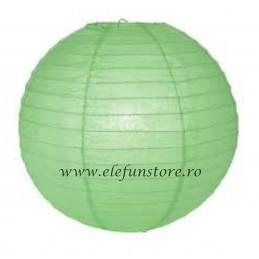 Lampion Verde 35cm