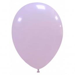 Set 100 Baloane Lila Pastel 26 cm
