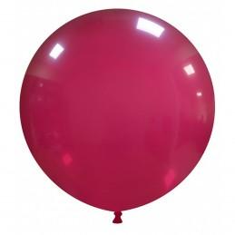 Balon Jumbo Burgundy 80 cm