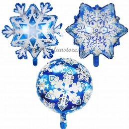 Balon Forma Fulg 45 cm