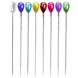 Set 480 ace cu perle multicolore 4 cm