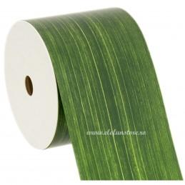 Rola Aspidistra Verde 6cm x 100m