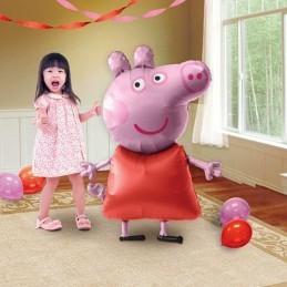 Balon Peppa Pig AirWalker Anagram 121*91 cm