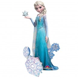 Balon Frozen Elsa AirWalker Anagram 144*88 cm