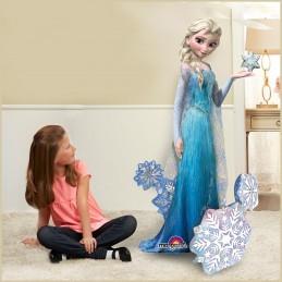 Balon Frozen Elsa AirWalker Anagram 144*88 cm