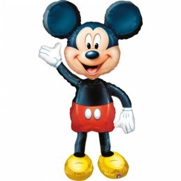 Balon Mickey Mouse AirWalker Anagram 132*96 cm