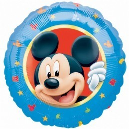 Balon Rotund Mickey Mouse Anagram 45 cm
