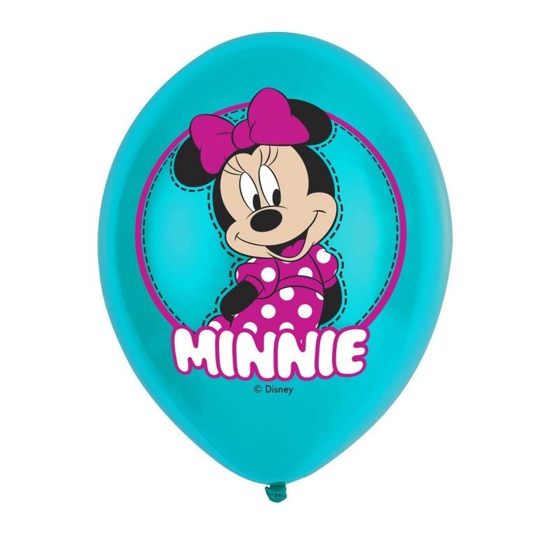 Set 6 Baloane Minnie Mouse Anagram 28 cm