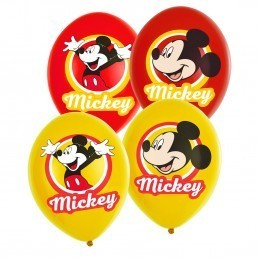 Set 6 Baloane Mickey Mouse Anagram 28 cm