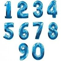 Cifre Albastre