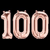Baloane Cifre 100 cm (40 inch)